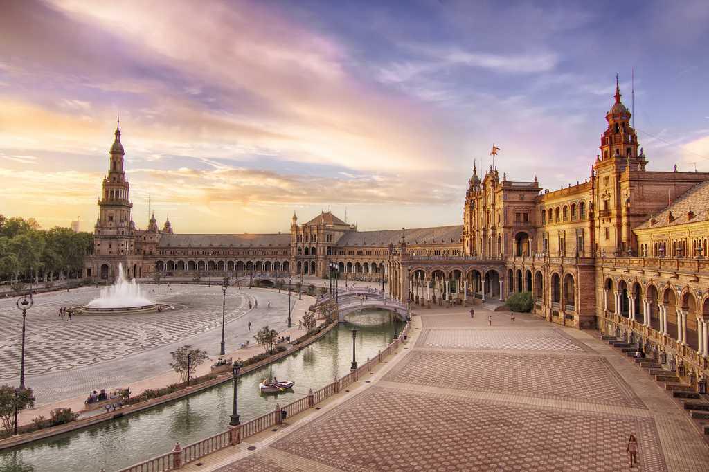 Испания площадь