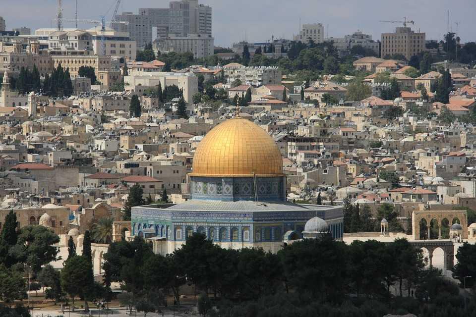 Путешествие в Израиль