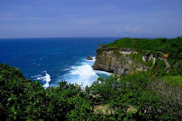 Океан на Бали